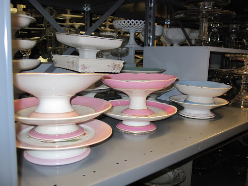 Many different sizes, colors and designs can be found in the prop-house.
