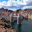 Lake Mead Hoover Dam Nevada