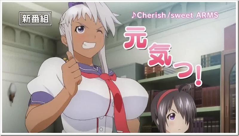 Maken-Ki! Two - anime ecchi 01