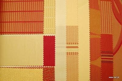 Ekskluzywne tkaniny kontraktowe, trudnopalne. Na zaslony, firanki, poduszki, dekoracje, meblowe, zaciemniające.