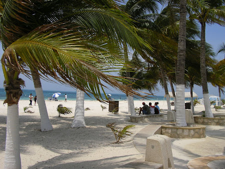 Isla of Mujeres: Playa Coco.jpg