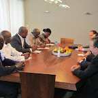 tn_VP John Mahama (third left) in a meeting with officials of Queiroz Galvao over the Tamale International Airport project..jpg