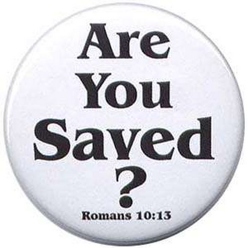 Are You Saved?