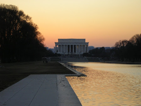 Things to do in Washington: Lincoln Memorial