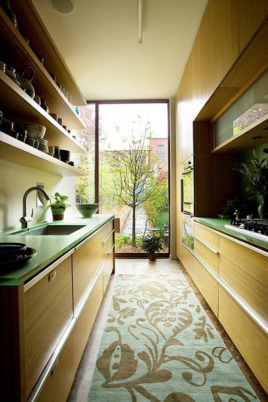 Cocinas ideales para departamentos pequeños