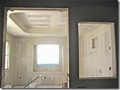 a - coach house dry wall