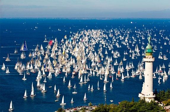 سباق القوارب السنوي