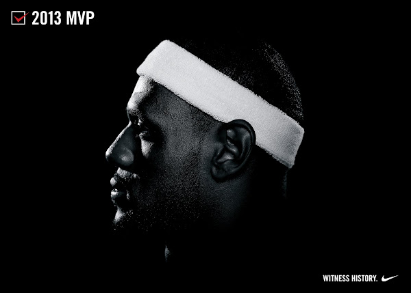 Nike Celebrates James8217 4th MVP with the LeBron X 8220What the MVP8221