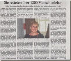 Zeitungsartikel (2) Metten