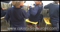 Cooking with kids can help students learn cooperative learning skills, leadership skills, self-help skills, math skills, reading and writing skills.  Find out more at Raki's Rad Resources