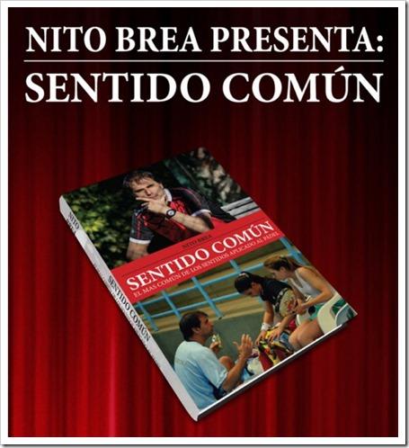 Nito Brea se suma al Salón Internacional del Pádel y presentará in situ su último libro.