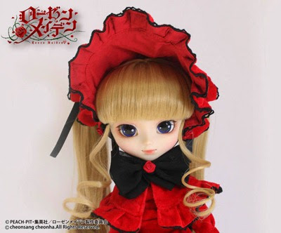 Pullip Shinku Regeneration 03