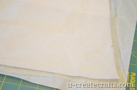 Creating a Pattern Cut seam allowance