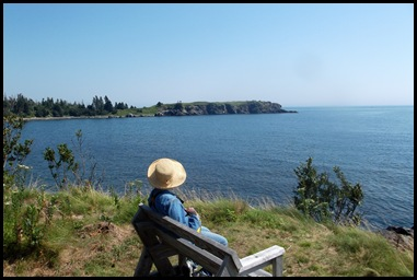 Liberty Point hike Campobello 214