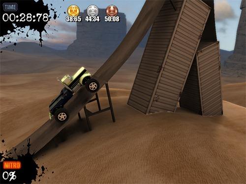 Juegos de Camiones Monster Truck Challenge