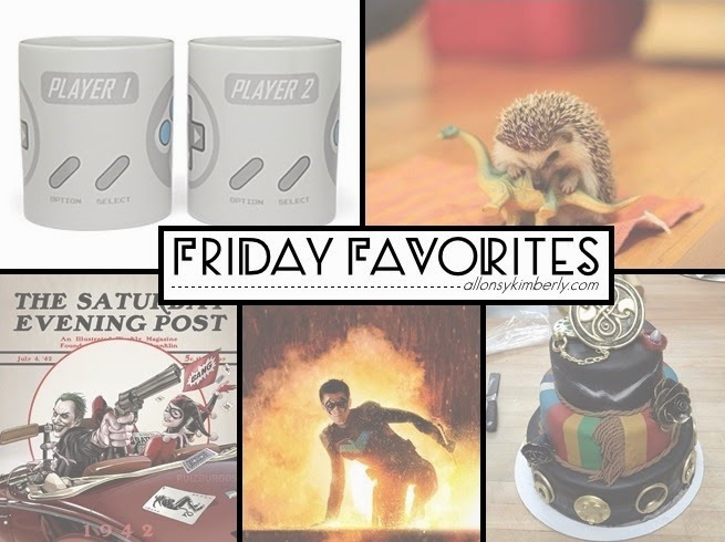 Friday Favorites No. 83 | allonsykimberly.com