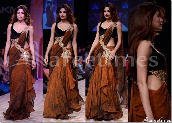 Archana_Kochhar_Lehenga_Style_Saree