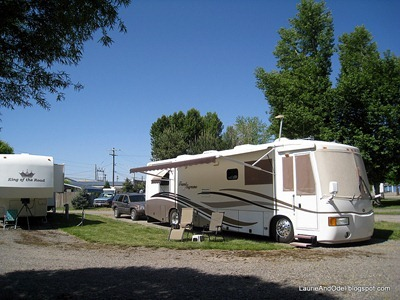 Site 6, RV Camp