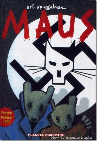 2011-11-17 - Art Spiegelman