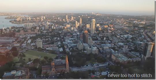 eastern suburbs catch last rays