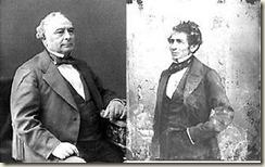 Les frères Emile et Isaac Péreire