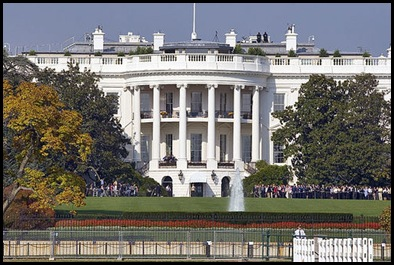 White house flickr