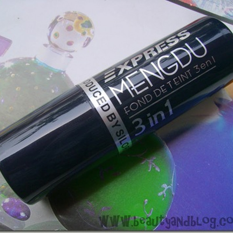 My Take: Mengdu Foundation Stick