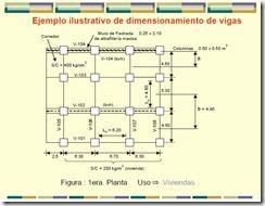 Pré-dimensionamento dos pilares e vigas