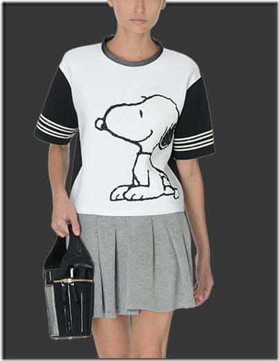 Fay Snoopy T-shirt GBP 695