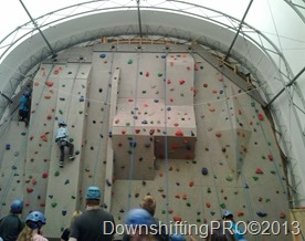 Ontario Pioneer Camp  Adventure Camp_Rock Climbing_OPC_#PioneerCamp_@DownshiftingPRO