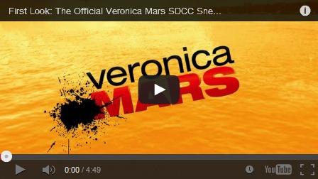 Veronica Mars, BTS special, ComicCon
