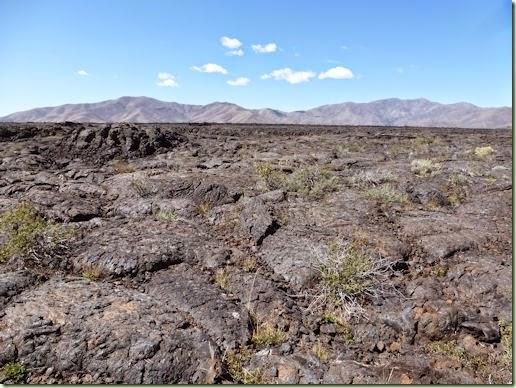 CratersMoon pahoehoe