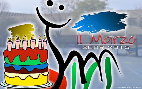 6 cumpleaños