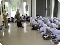 Masa Orientasi Sekolah (MOS) di SMAN Pintar berjalan Kreatif dan Inovatif 7