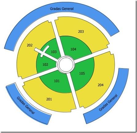 mapa metepec zonas del palenque 2014 2015 donde comprar boletos baratos