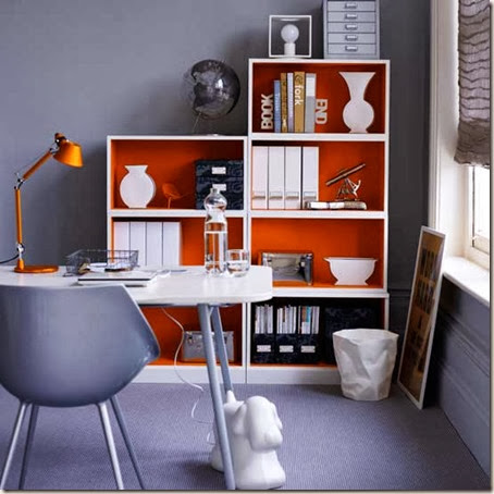 6.-Grey-and-Orange-Home-Office