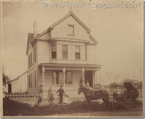 Levy Home 1890