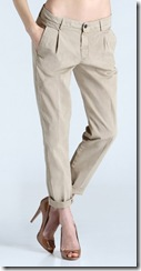 7 for All Mankind Chino Sand
