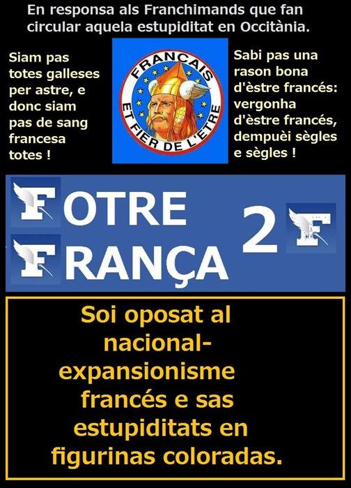 Fotre FRANÇA 2F critica del gallicisme politic