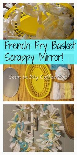 FF Basket Scrappy Mirror- pin