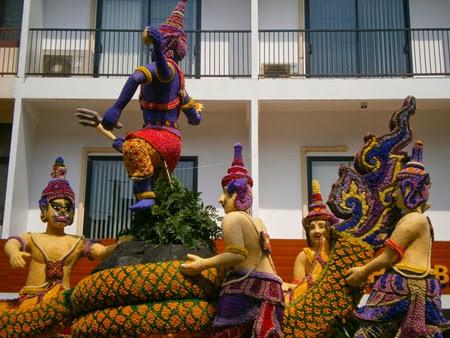 Festival de las Flores, Chiang Mai