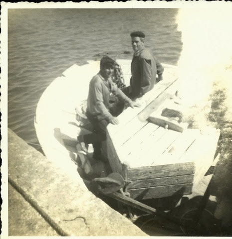 ze varina no barco