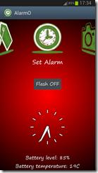 تطبيق منبه للأندرويد AlarmO - Alarm Clock - سكرين شوت 1