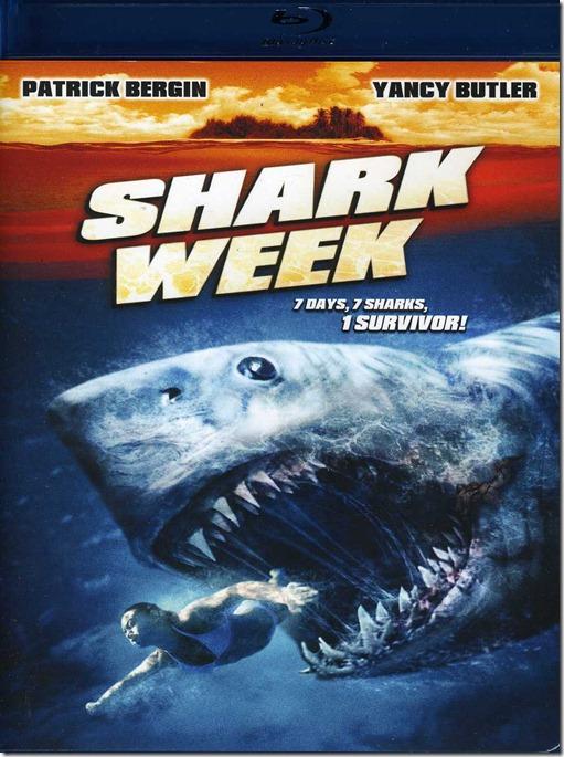Shark Week ฉลามดุทะเลเดือด [HD Master]