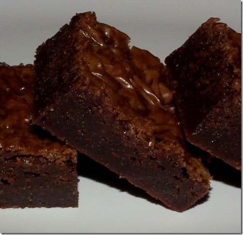 Nutella Brownies 1-20-12