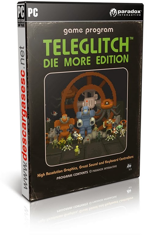 Teleglitch: Die More Edition | 2013 | Eng | PC-Full | MEGA-PUTLOCKER-GAMEFRONT+