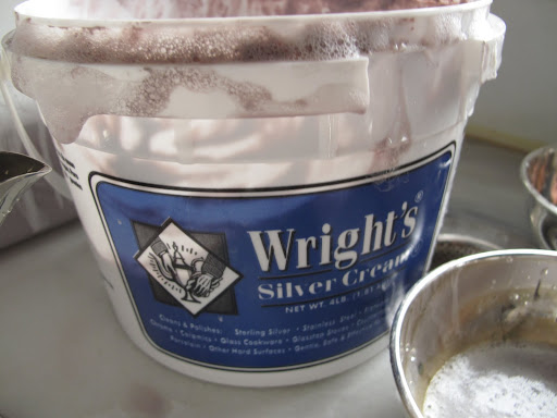 3 - Martha only uses Wright's Silver Cream.  The history of this stuff is really fascinating - apparently old Mr. Wright got the idea for this product when he found a cow stuck in mud.