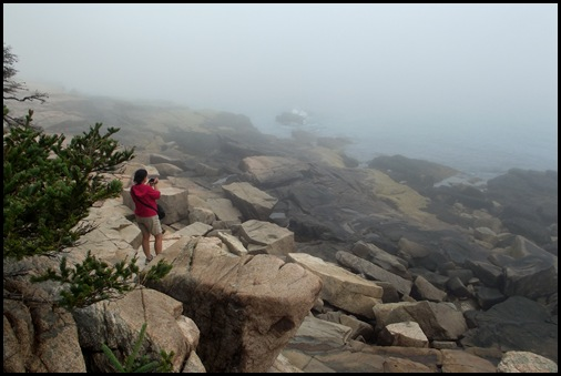 Focus on Acadia ranger talk 073