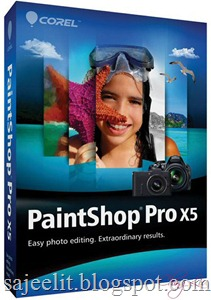 Corel Paintshop Pro X5 sp1 free download full version