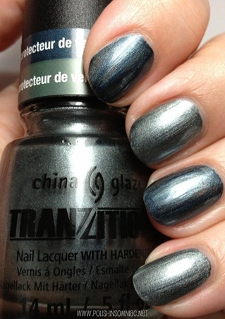 China Glaze Metallic Metamorphosis